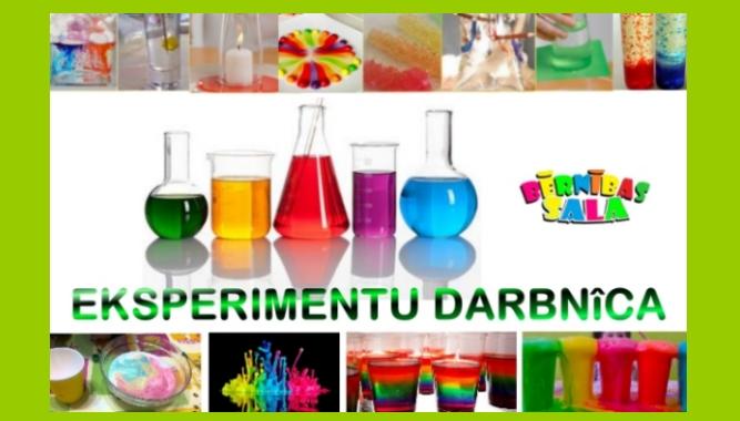 Eksperimentu darbnīca